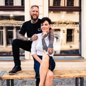 Erika & Kurt